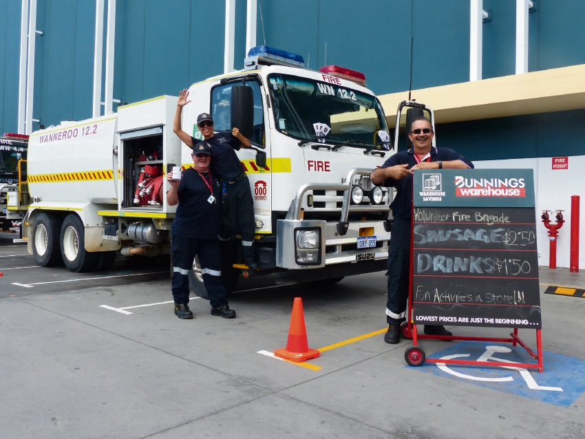 More support crew needed for wanneroo fire brigade
