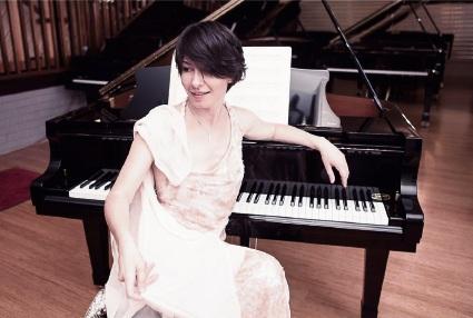Pianist Irina Vasileva.
