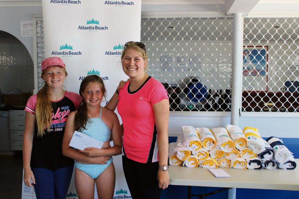 Great turnout for Sun City Yacht Club's first triathlon event