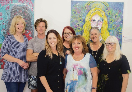 Open Studio Collective on now at Contemporary Art Spaces Mandurah
