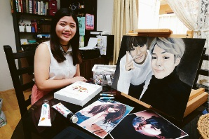 Year 12 Perspectives: Willetton student's art to go on display at the Art Gallery of WA