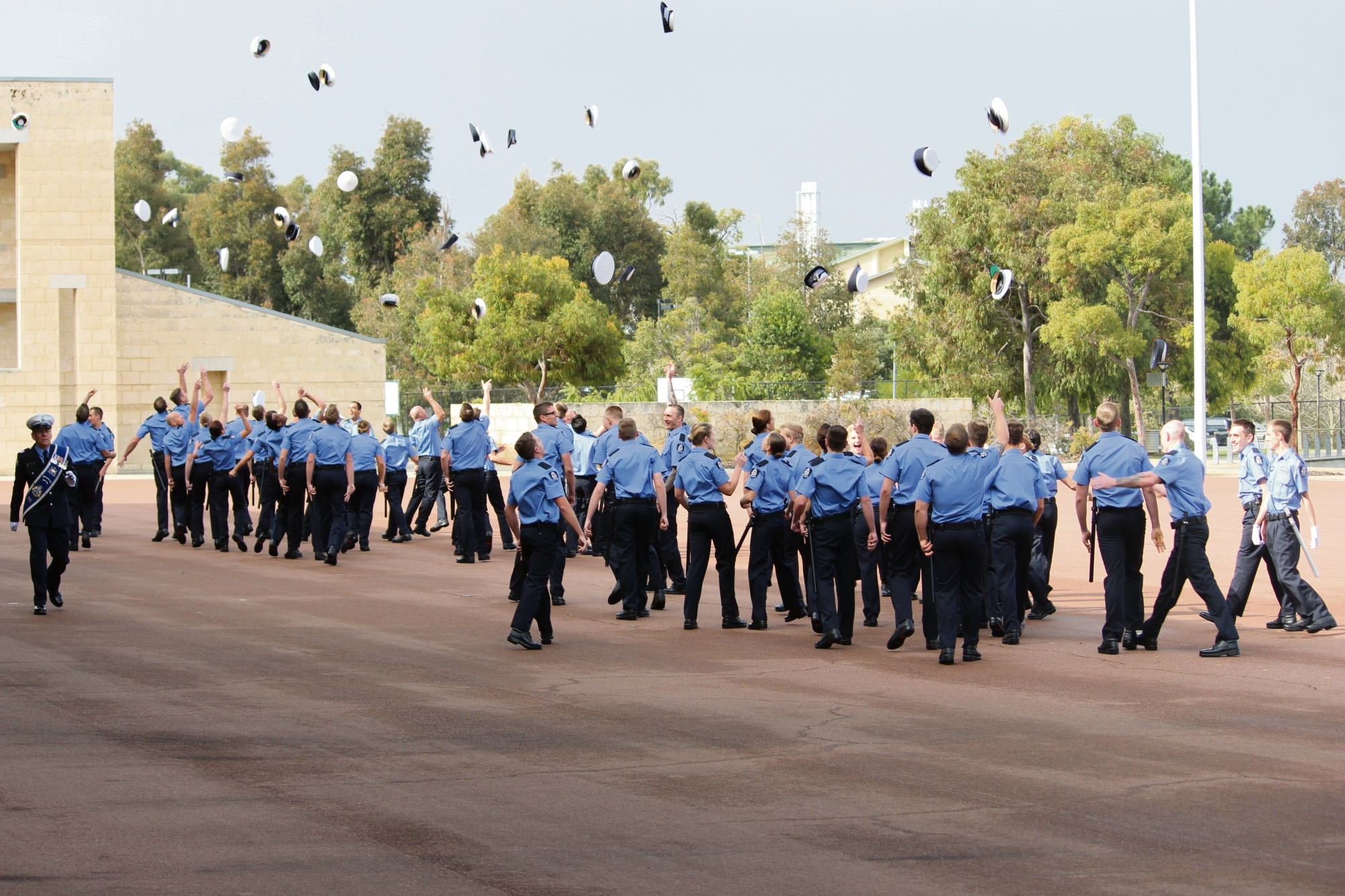 WA Police welcome dozens of new officers