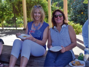 Australia Day celebrations at Pinjarra's Edenvale homestead