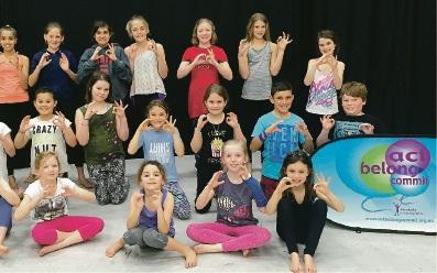 Splash! school holiday program on at Mandurah Performing Arts Centre