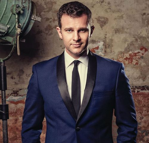 David Campbell to perform free concert in Hamilton Hill park