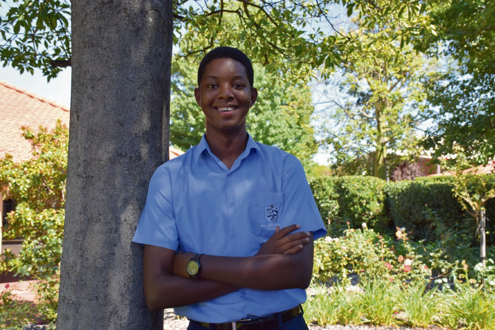 All Saints' College student off to Canberra for National Schools Constitutional Convention