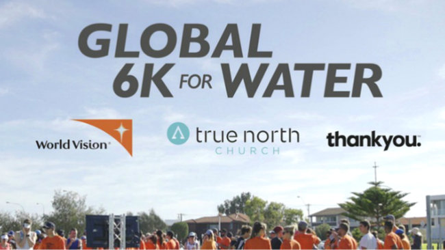 Global 6km for water in Mullaloo