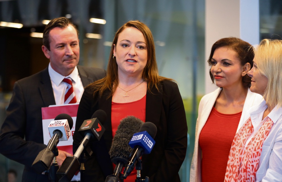 WA Election: Labor's Emily Hamilton with slight advantage in Joondalup as count continues