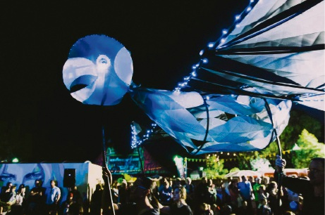 Joondalup Festival to host Australian first for CLOUD installation