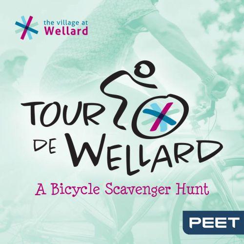 Tour De Wellard: a bicycle scavenger hunt
