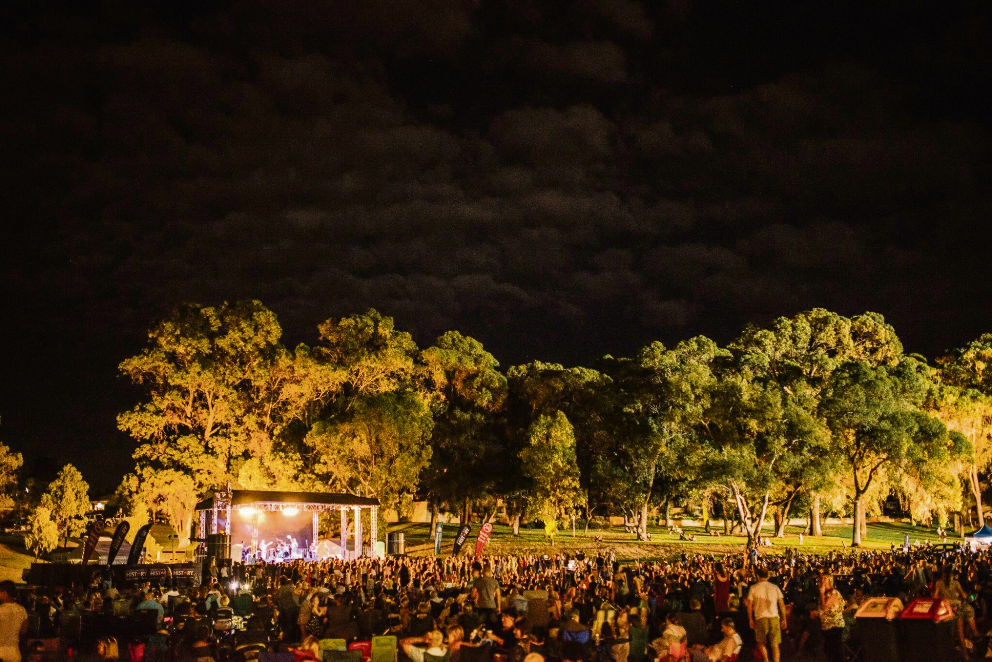 Great concert finale for Music in the Park series