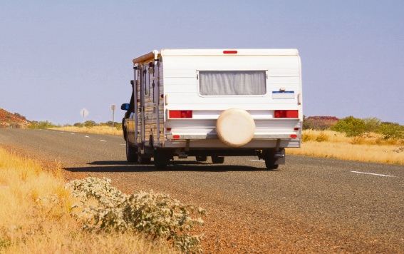 Motorists can get their caravans and trailers inspected for faults before heading away for the Easter holidays