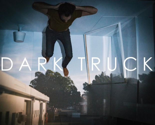 Dark Truck in Victoria Park