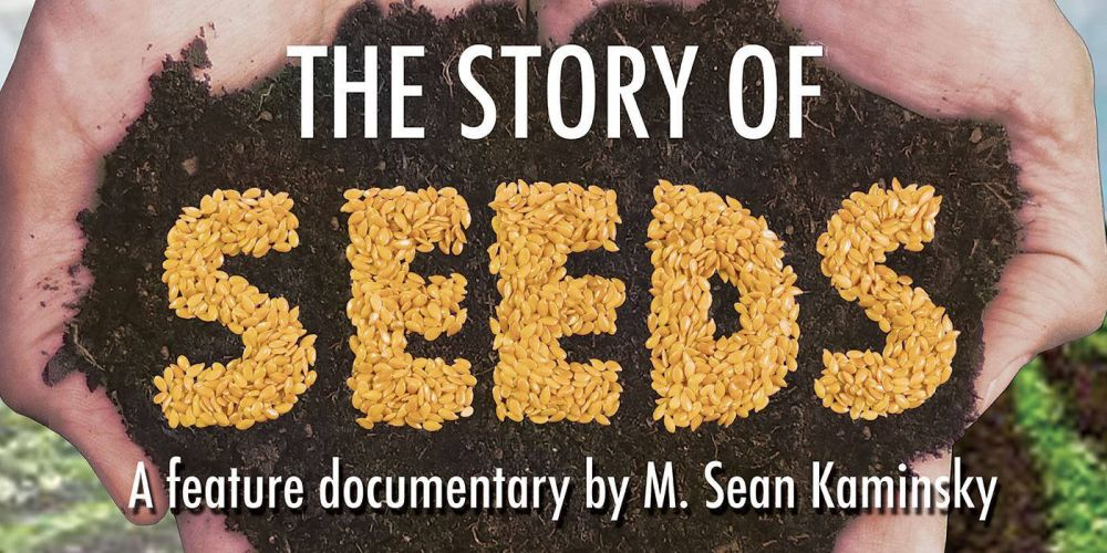 Open Sesame: The Story of Seeds free screening by Transition Town Vincent