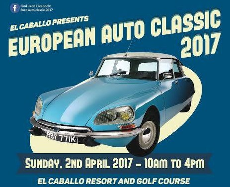 European Auto Classic at El Caballo Resort