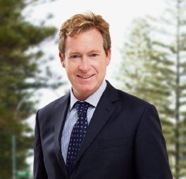 Richard Young, Caporn Young chief executive