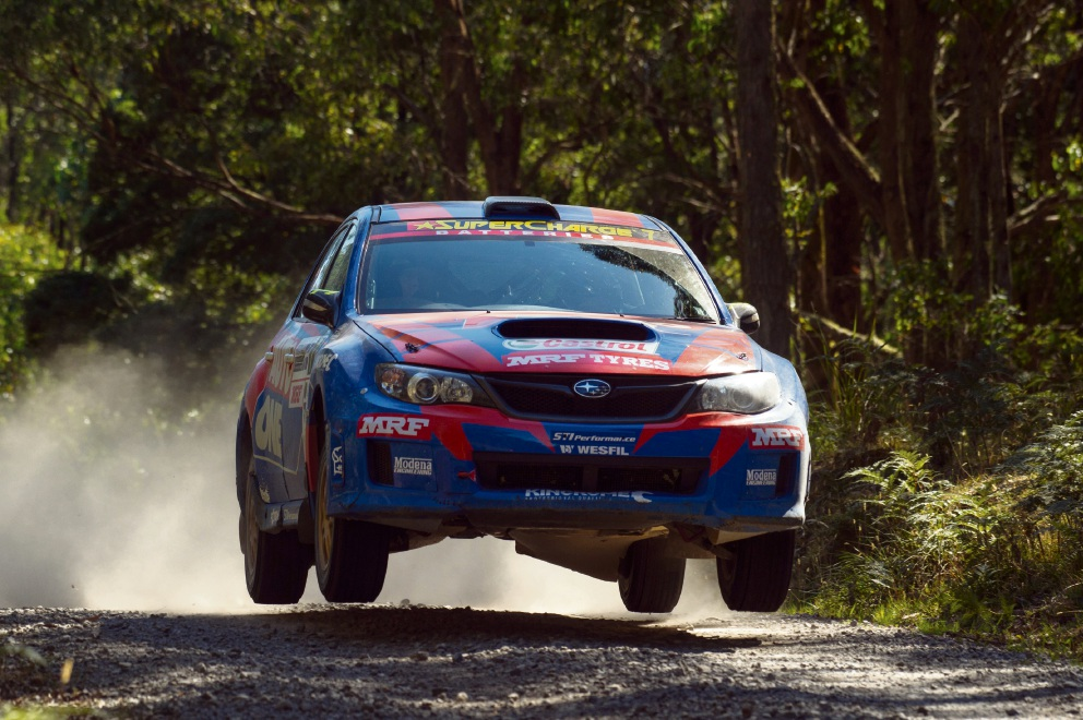 Rally: Gooseberry Hill driver O'Dowd ninth at Ballarat ARC event