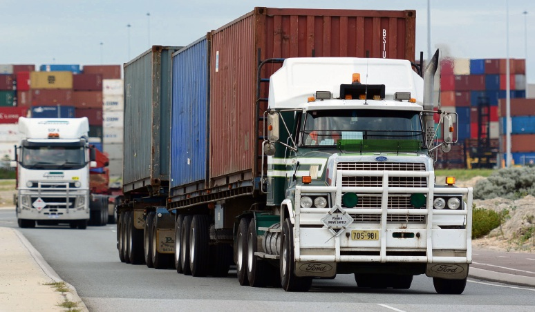 Residents want to know how Tydeman Road is to take triple the containers.