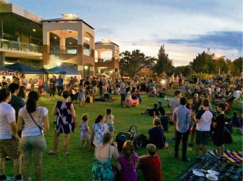 Maylands Hawker Markets. Picture: Maylands Markets/Facebook