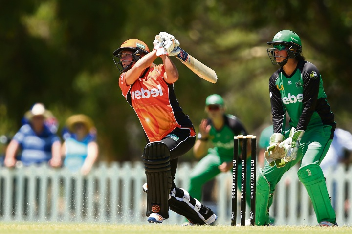 Cricket: Women's Big Bash League matches draw hundreds