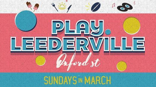 Final weekend of Leederville Open Streets