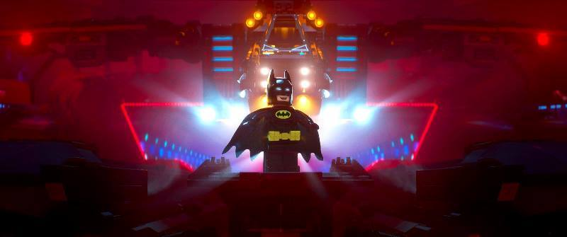 Family fun day and advance screening of Lego Batman in Belmont