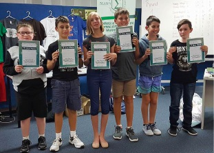 The Mathematics Association of WA counted on students having fun while competing in its inaugural competition.