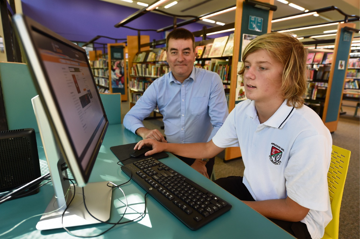 Applecross Senior High pilot program a lesson in innovation