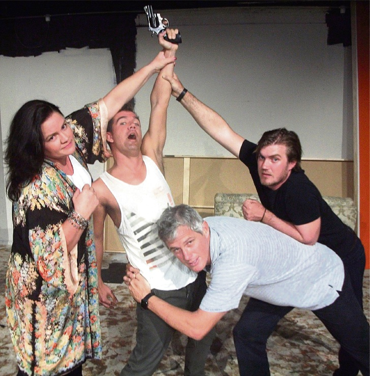 The Mozart Faction: Pinjarra teacher gets dark in comedy show