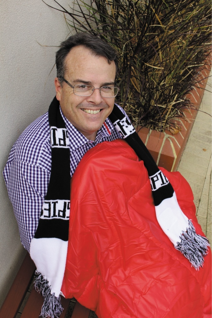 City of Swan corporate executive manager Colin Cameron will take part in the Vinnies CEO Sleepout.