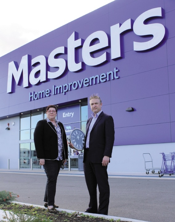Maylands MLA Lisa Baker and Bayswater Councillor Chris Cornish want restrictions around Masters opening hours lifted.