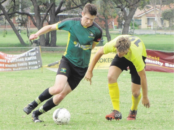 Soccer: Curtin fall to Forrestfield United