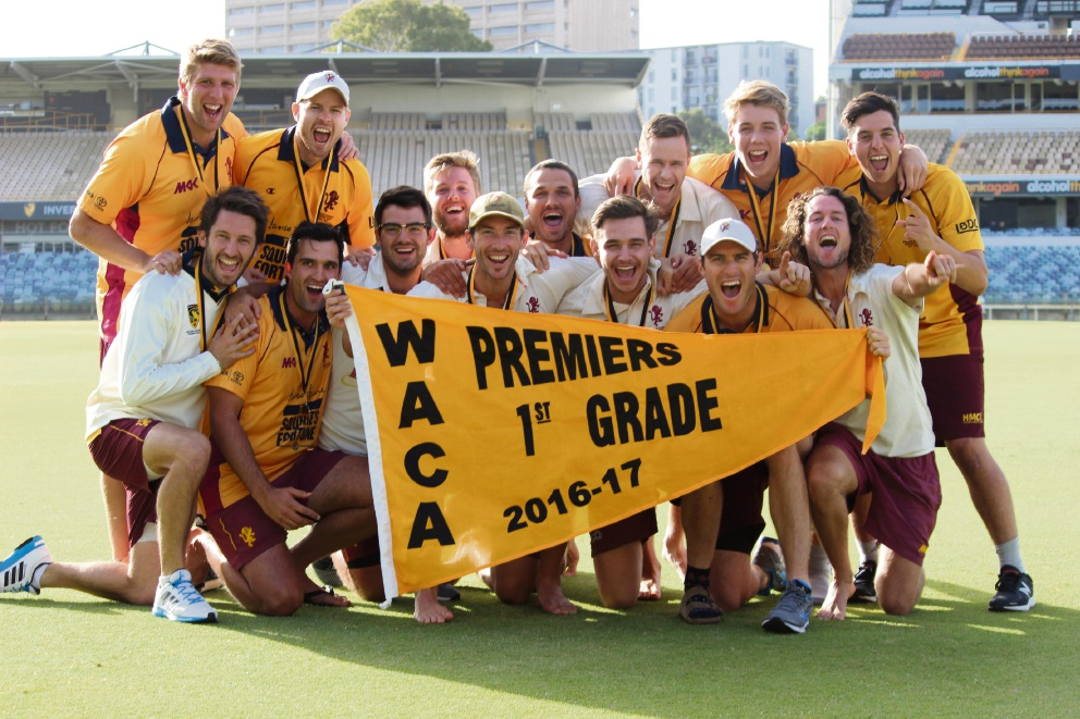 Subiaco Floreat won their sixth flag on Sunday.
