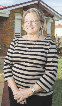 Marion Blair  wants to see more women on local councils.