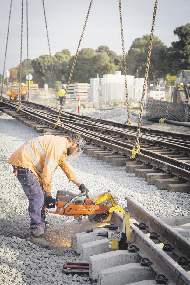 Lloyd St Works on Track for Midland Hospital