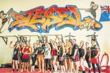 Diesel Gym Fundraises for Cancer with Social Media