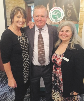 Slatterly Shares Business Know-How with Wanneroo