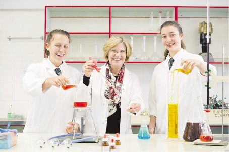 WA science the formula for the future