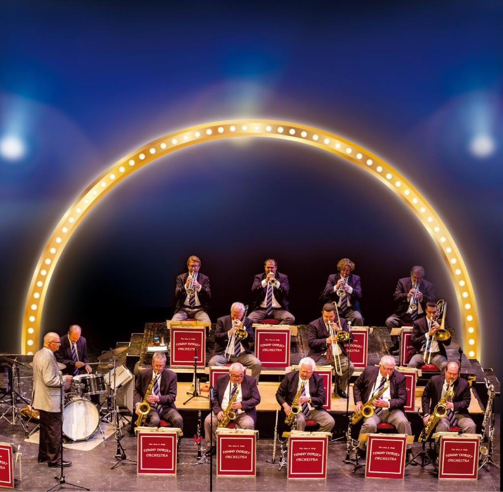 The Tommy Dorsey Orchestra plays Mandurah in October.