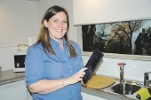 Independent Living Centre WA scholarship winner Jessica Rigden.