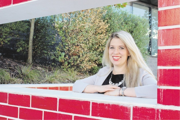Vocational Student of the Year Katherine Haag is passionate about helping people break the poverty cycle through financial  counselling.