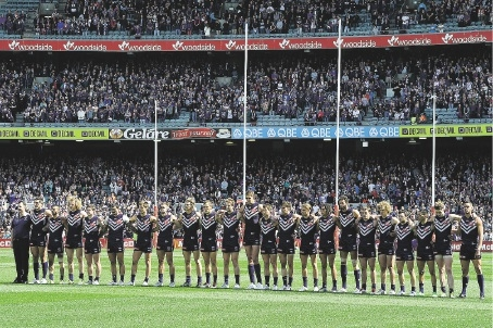 Freo grand final one step closer: AFL