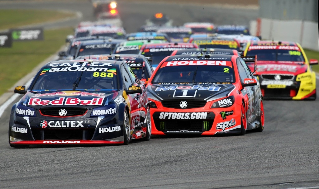 New deal to retain V8s event at Barbagallo Raceway