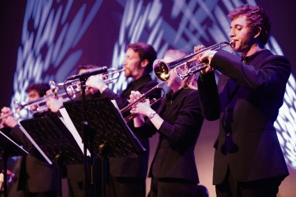 The WA Youth Jazz Orchestra is coming to Wanneroo in November. Picture: Peter Bui