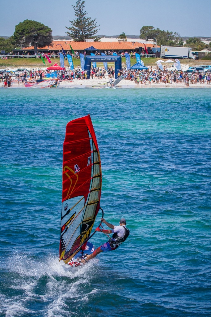 The Lancelin Ocean Classic Festival will run from January 5 to 13. File Picture: Angus Souter