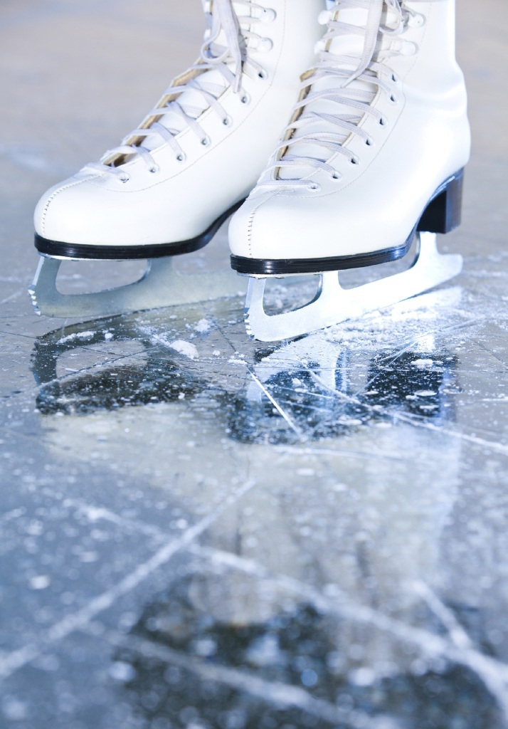 Children in the northern suburbs can go ice skating close to home.