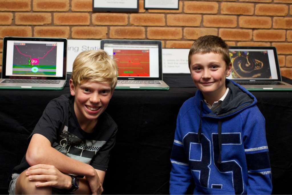 St Stephen's students showcased their art at a Duncraig exhibition.