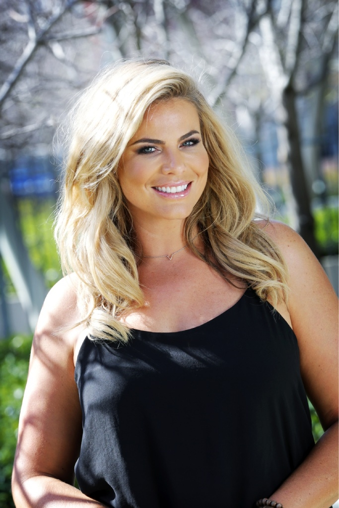 Former contestant Fiona Falkiner is new host of Biggest Loser
