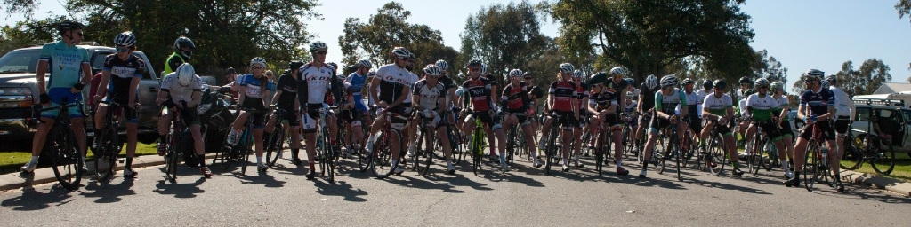 Record turnout for Peel's Pinjarra Classic cycling contest