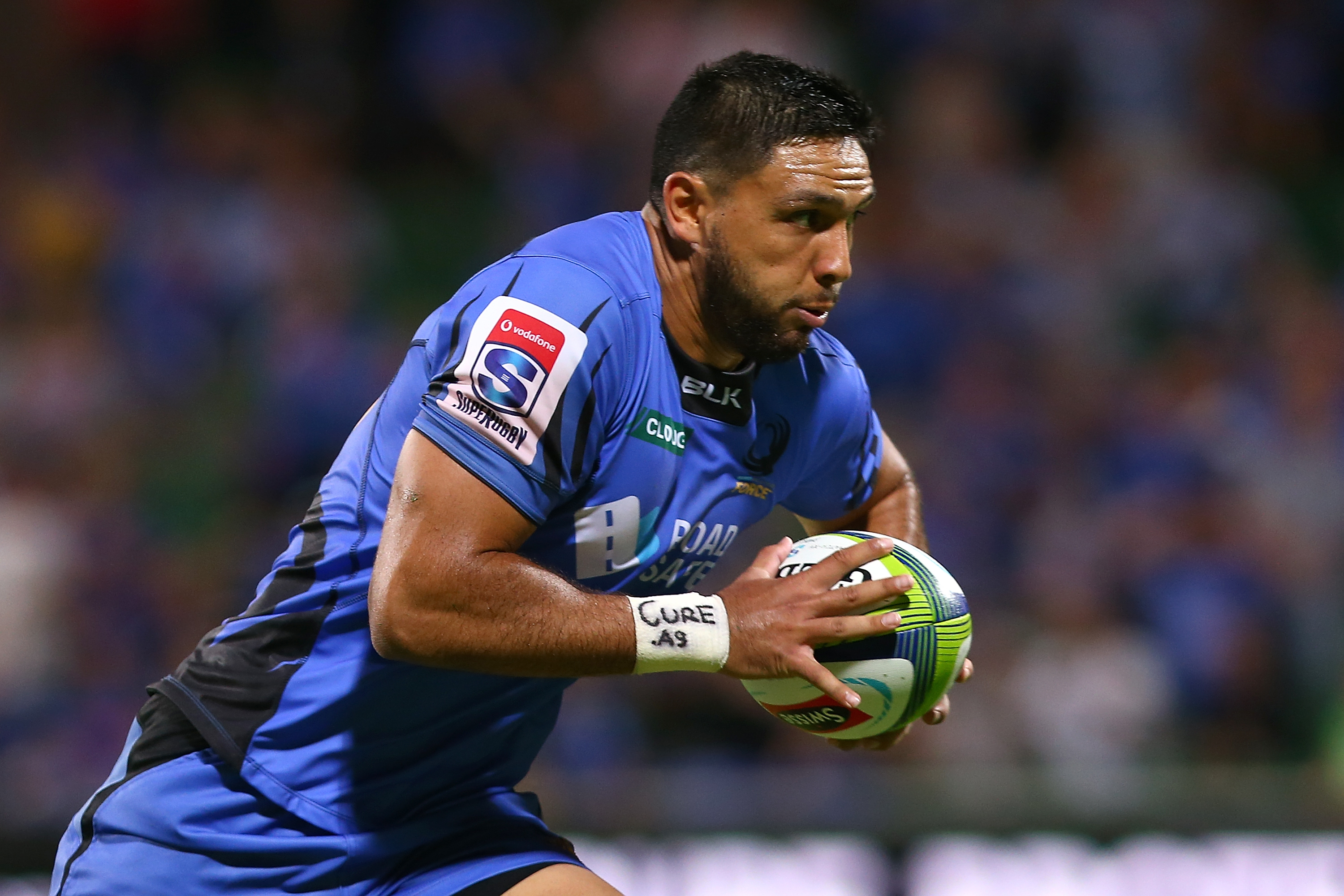 Curtis Rona in action for the Western Force. Photo: Getty